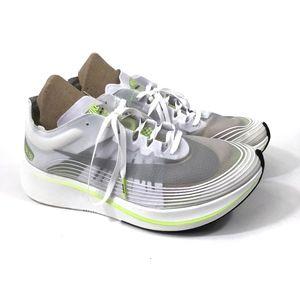 [Nike] Zoom Fly SP White/Volt Glow Size 11
